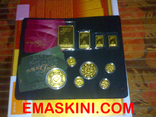 koleksi-emas