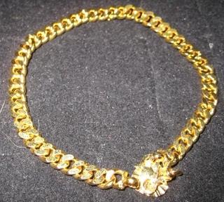 rantai emas